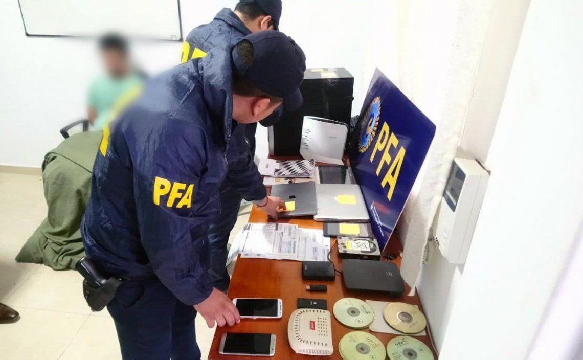 Filtraron datos secretos de la Policía Federal y de la Ciudad