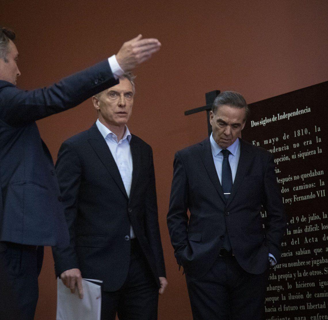 Tras las PASO, Macri confirmó que no hará cambios en el Gabinete