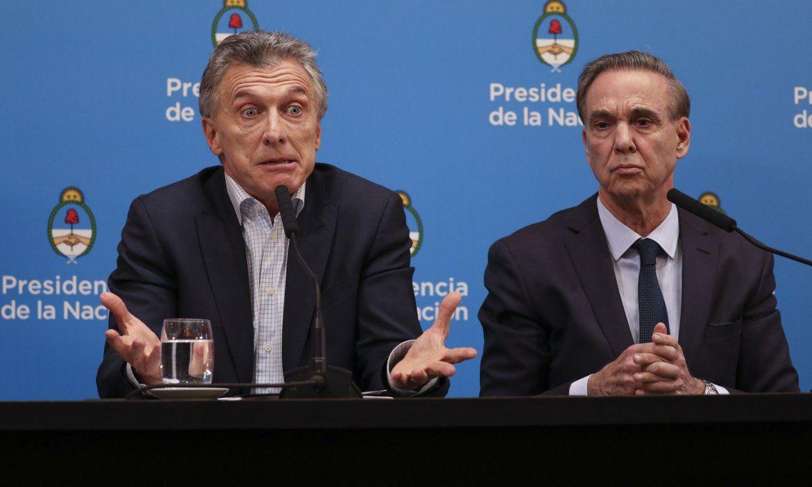 Mauricio Macri y las siete frases para culpar al kirchnerismo por la crisis tras las PASO