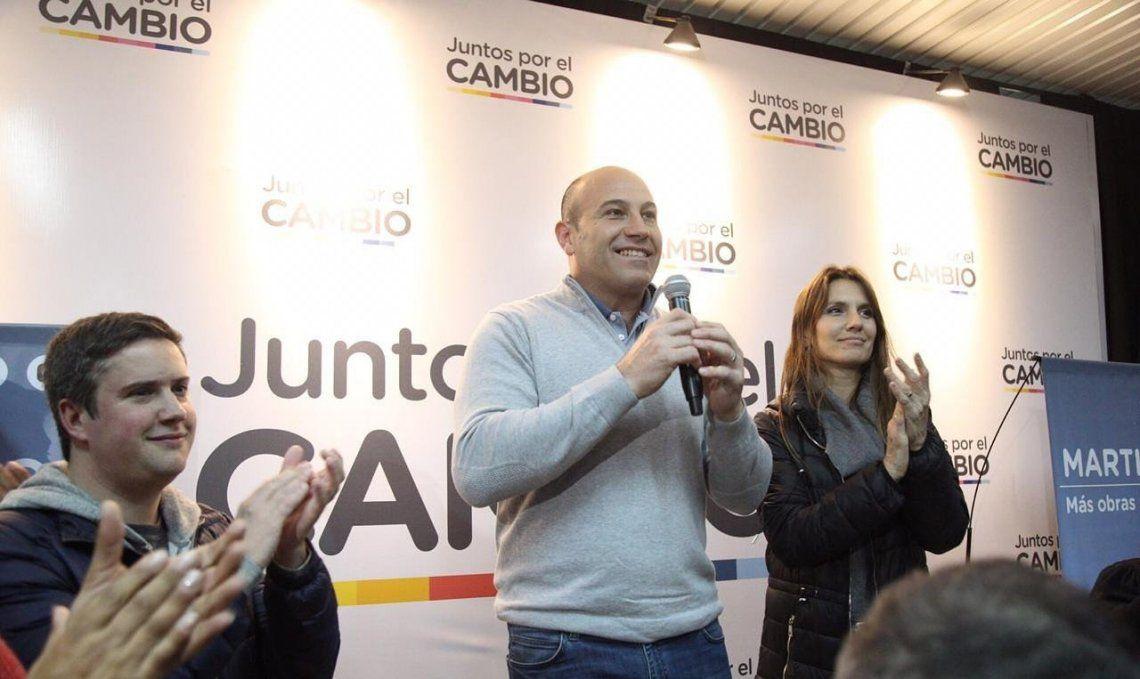 Martiniano dejó entrever que cambiará el rumbo de su campaña en los próximos dos meses.