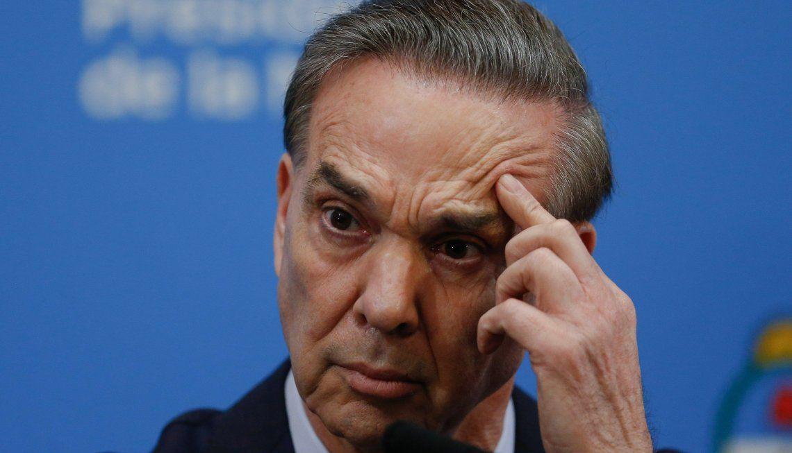 Pichetto descarta cambios en el gabinete: No hay ninguno por ahora