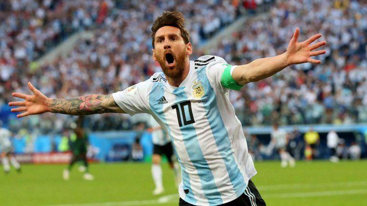 Messi y el salto de calidad reclamado