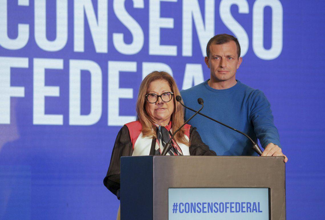 Camaño descartó un acuerdo electoral de Lavagna con Macri o Alberto Fernández