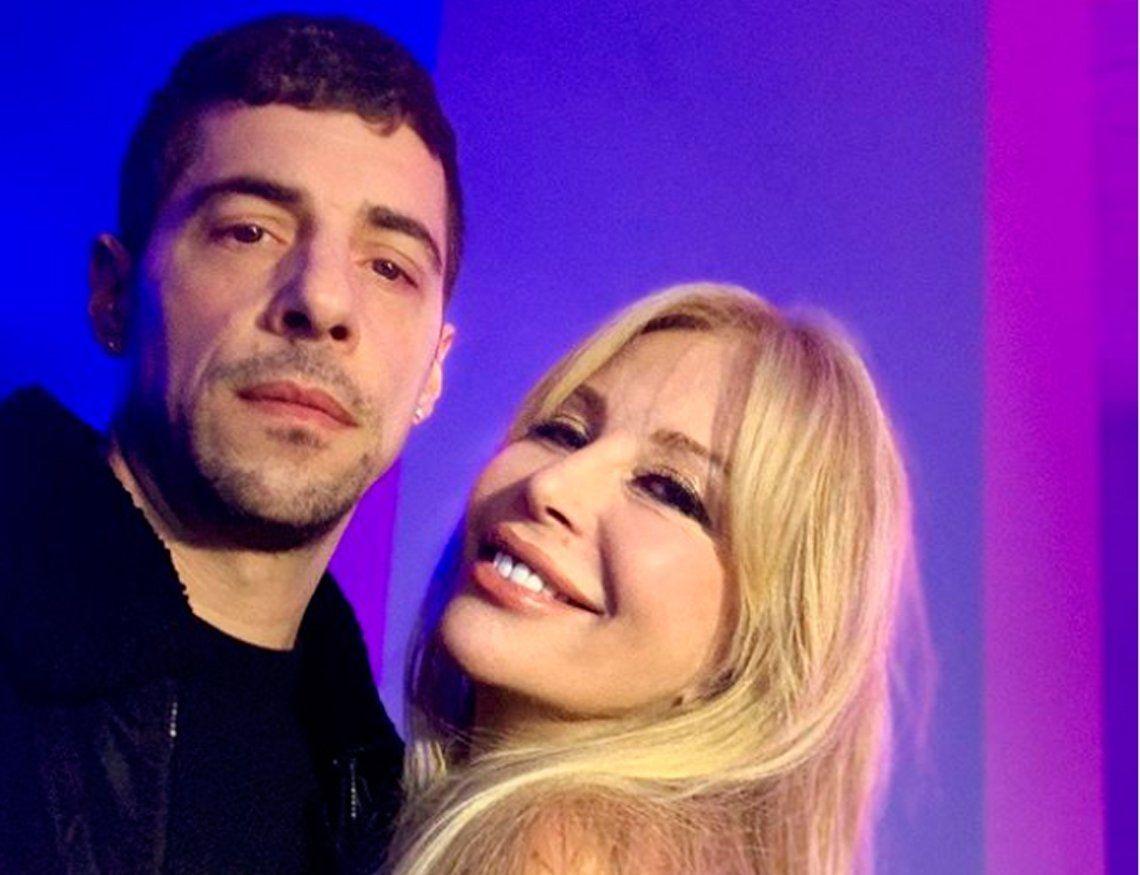 Graciela Alfano confesó que Esteban Lamothe le propuso hacer un trío sexual