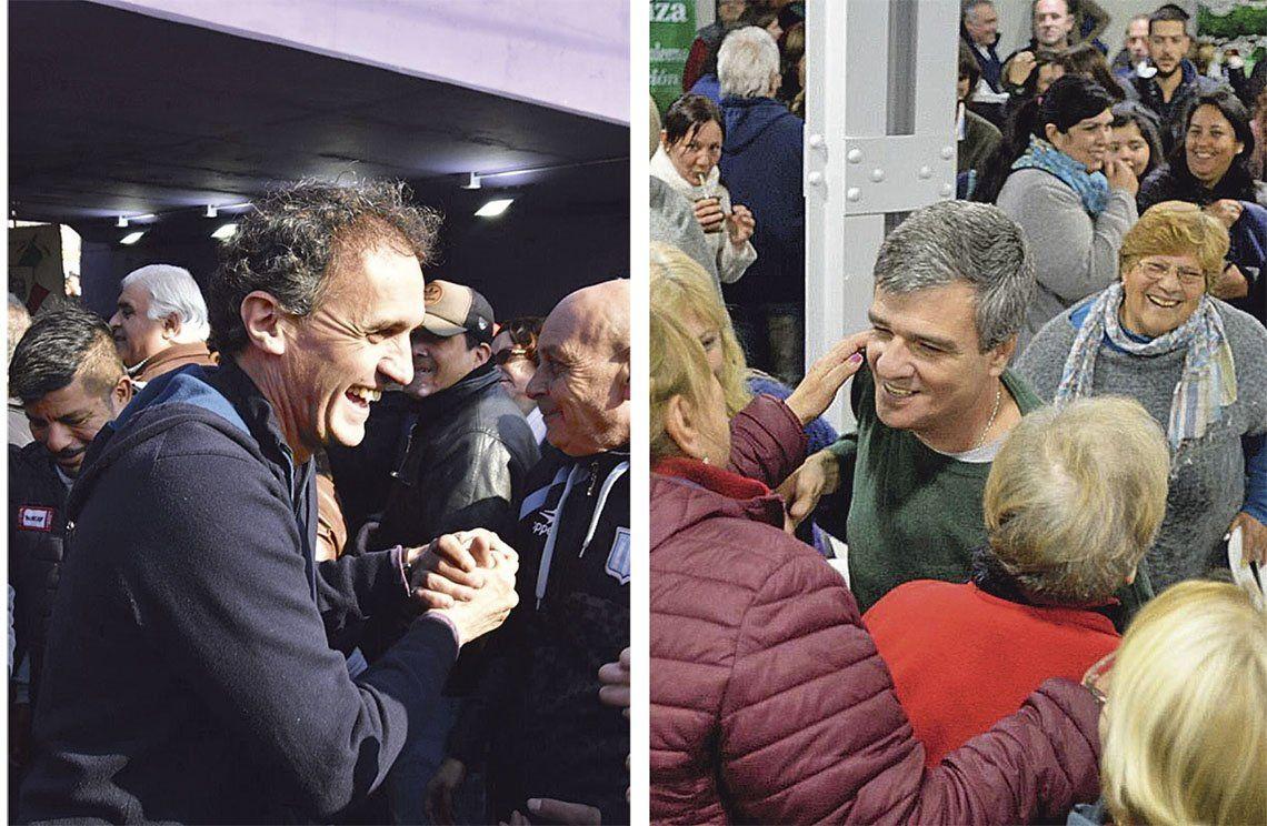 PASO 2019 | Gabriel Katopodis y Juan Zabaleta, los grandes ganadores