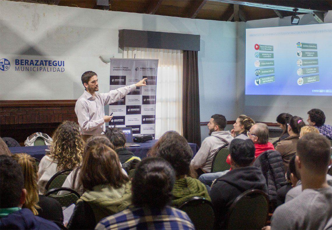 Berazategui: dos nuevos cursos en la Escuela de Emprendedores
