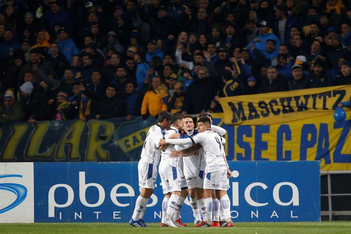 Boca tuvo su martes 13 y fue eliminado por Almagro de la Copa Argentina