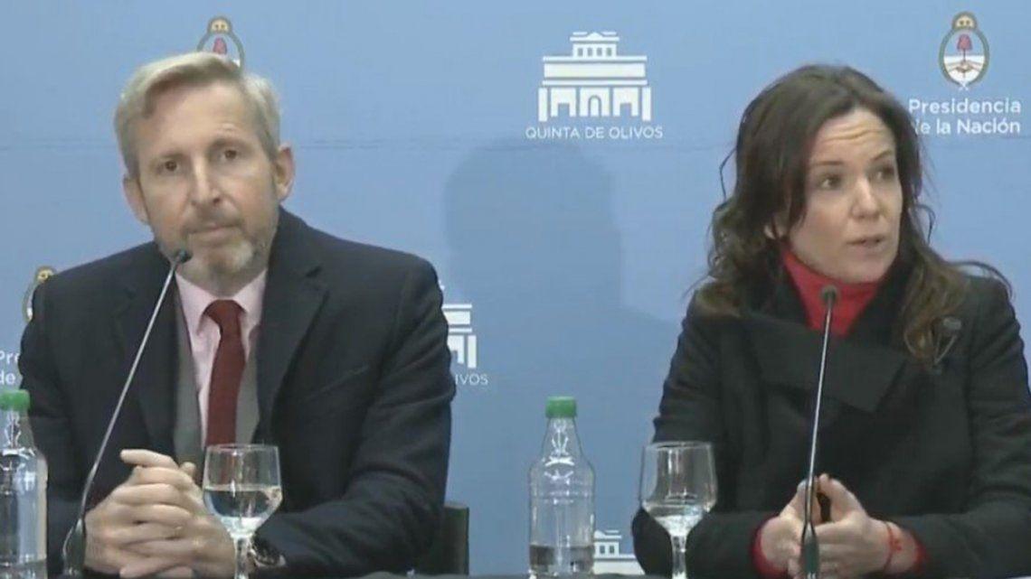 Rogelio Frigerio, tras los anuncios de Macri: No hay riesgo de gobernabilidad