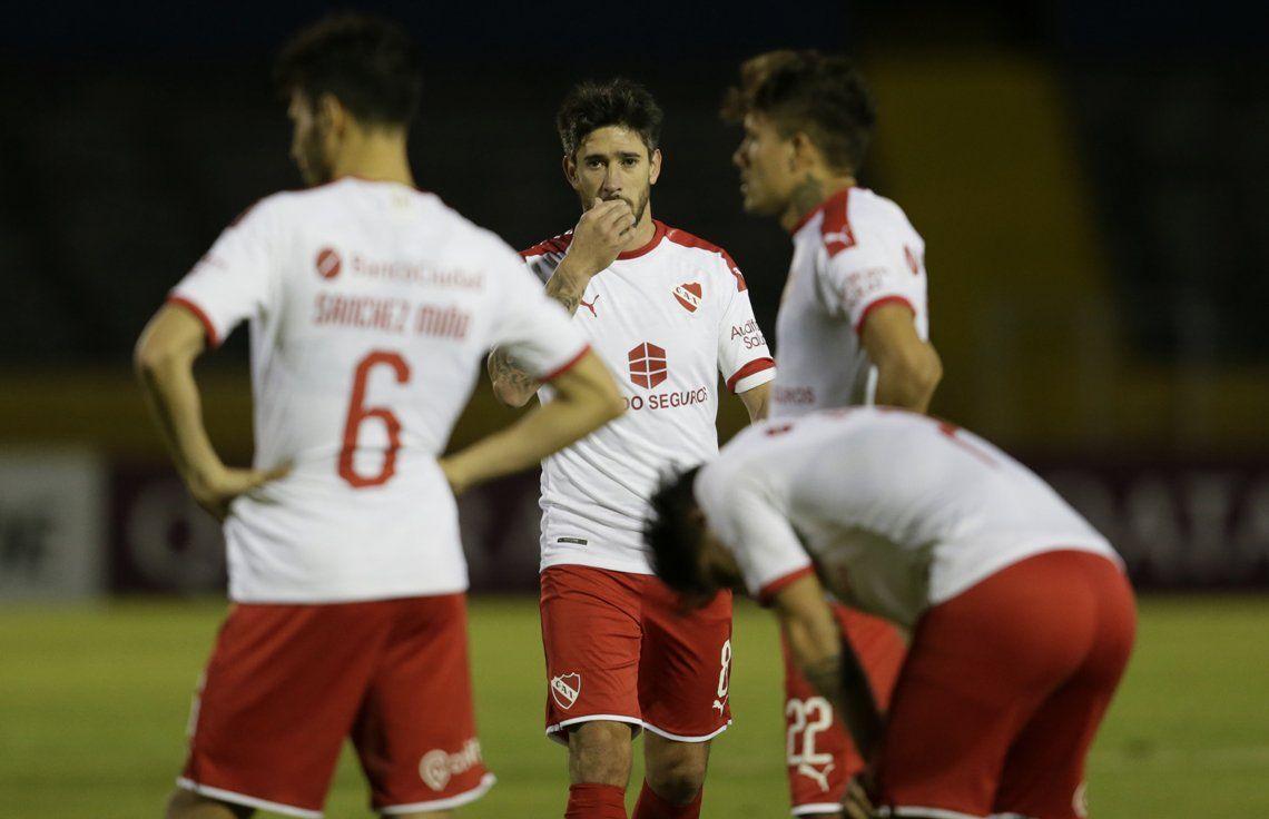 Opinión | Independiente: faltó eficacia porque falta jerarquía