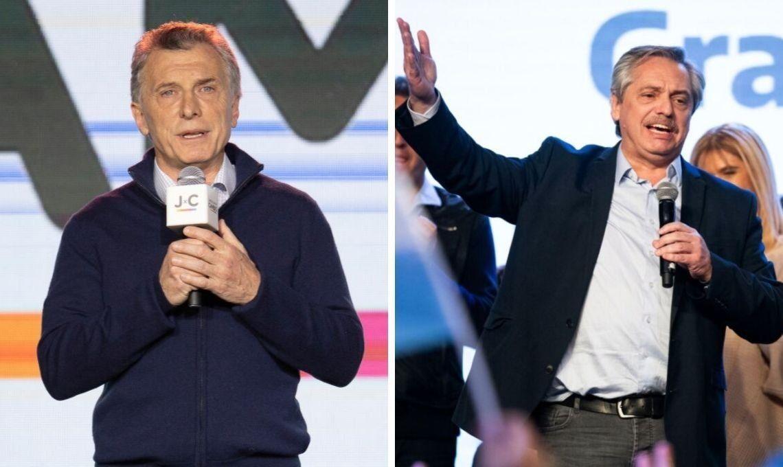 Mauricio Macri: Tuvimos una larga y buena conversación con Alberto Fernández