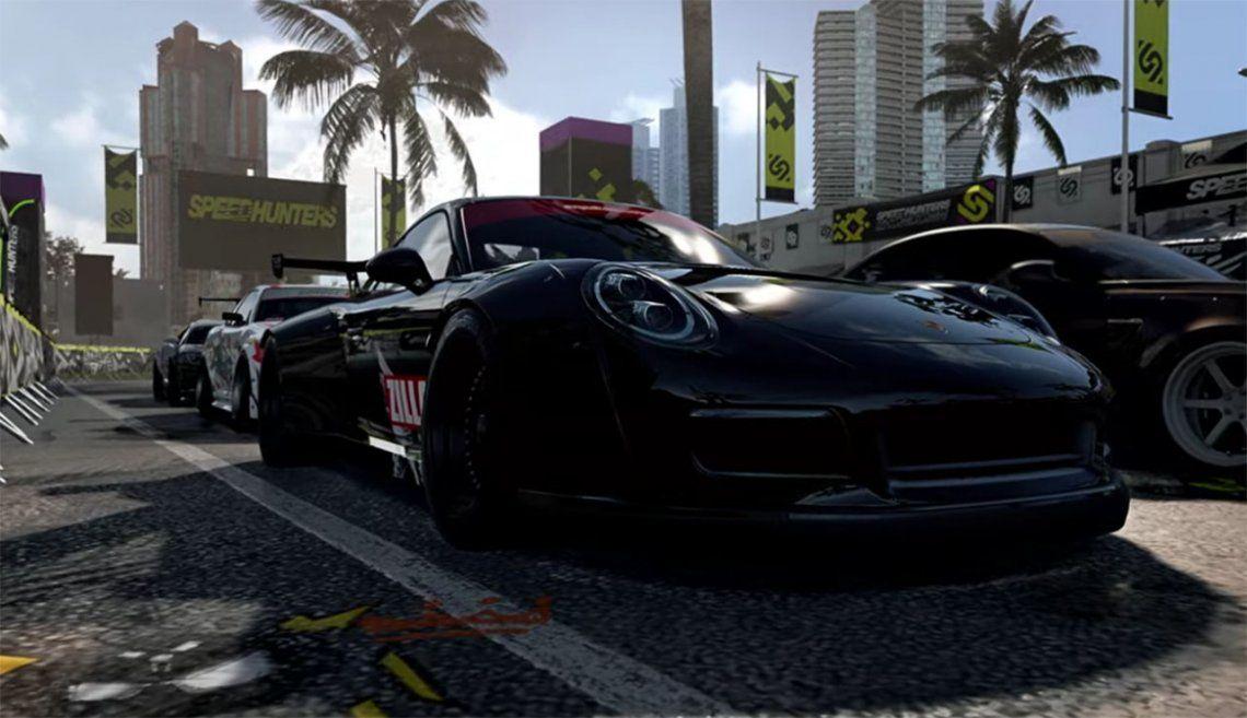 El original tráiler de lanzamiento de Need for Speed Heat
