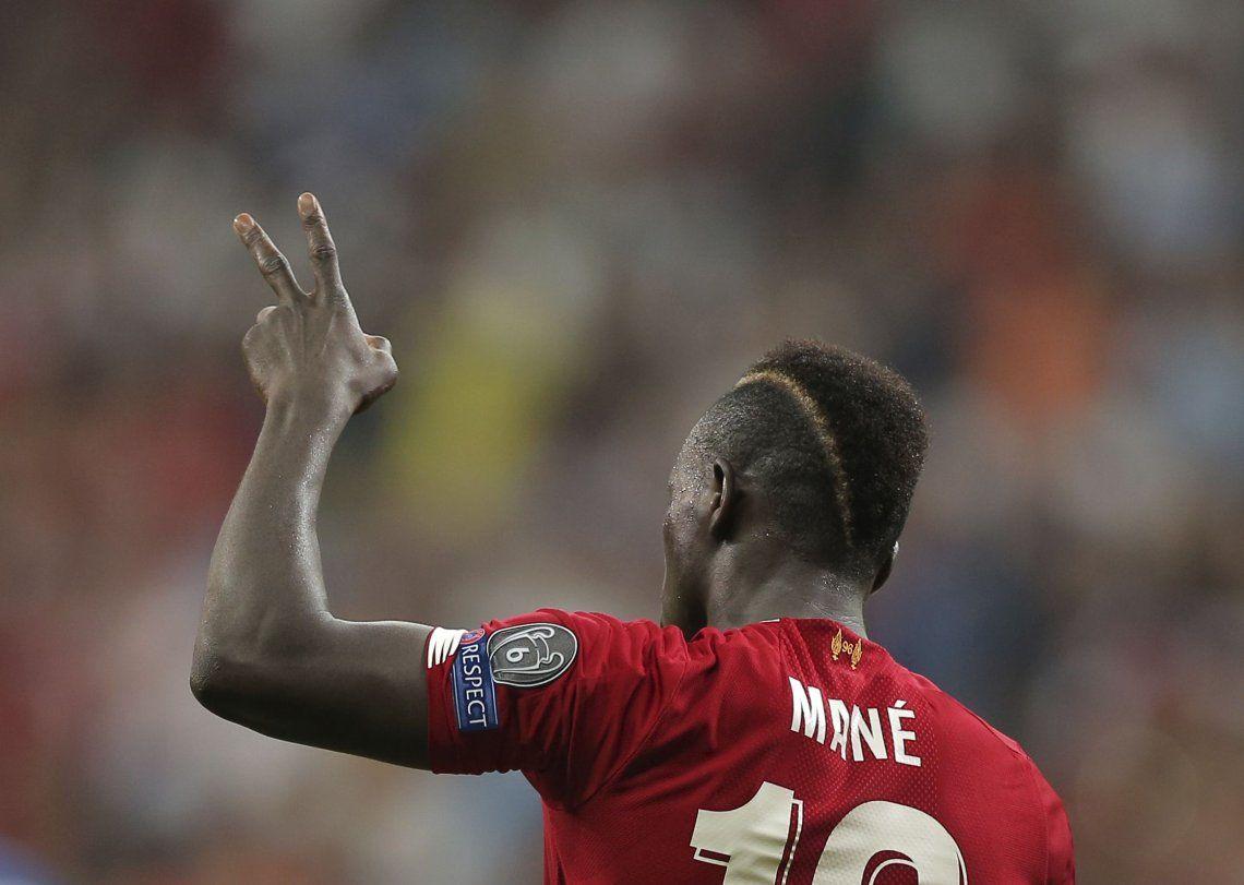 Sadio Mané, figura del Liverpool: ¿Para qué quiero 10 coches, 20 relojes y dos aviones?