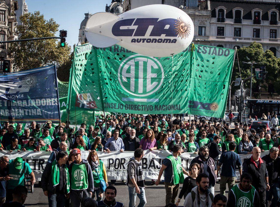 ATE tildó a los anuncios económicos de electorales e insuficientes