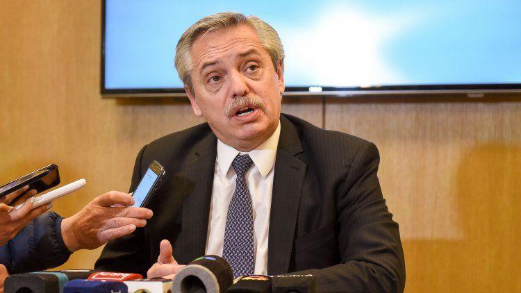 Alberto Fernández: Nosotros necesitamos que la grieta se termine