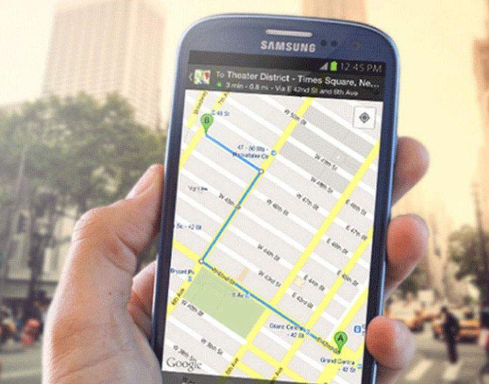 Google Maps es una herramienta útil antes de iniciar un viaje.