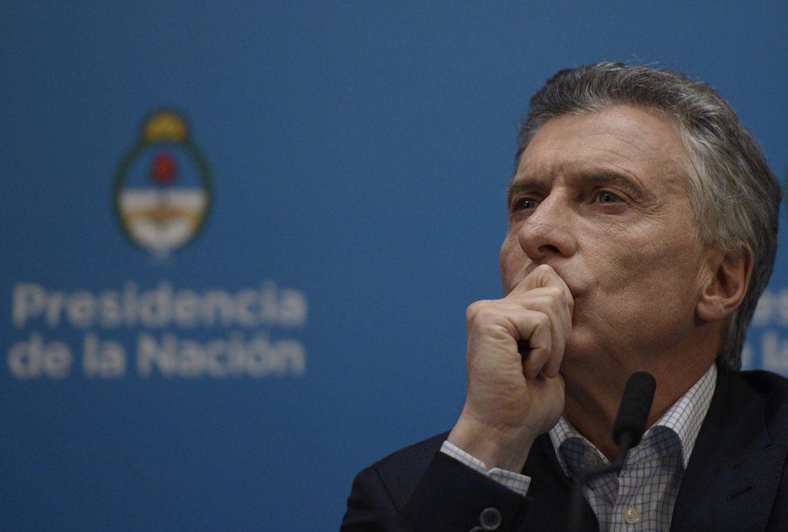 Macri mantuvo una reunión de Gabinete ampliado en el CCK