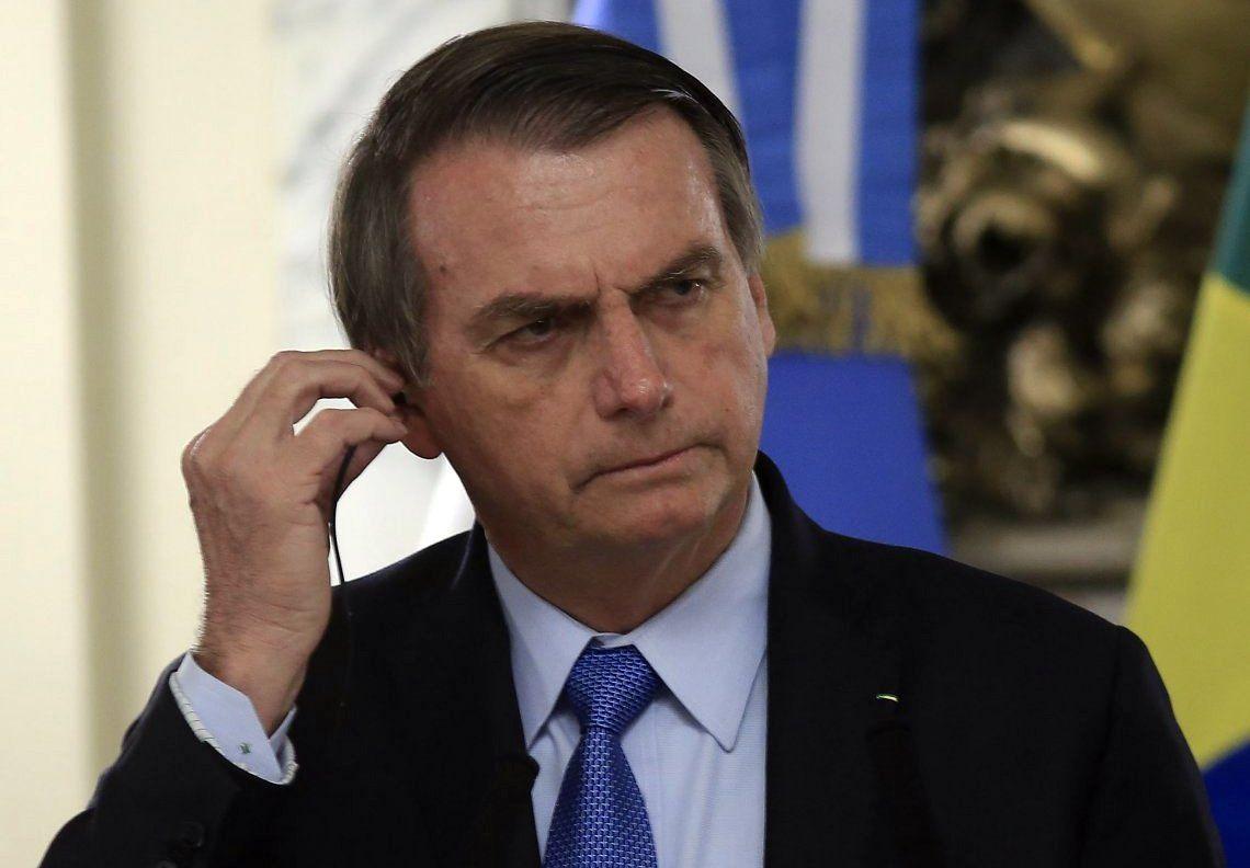 Bolsonaro contra Alberto Fernández: Delincuentes de izquierda vuelven al poder