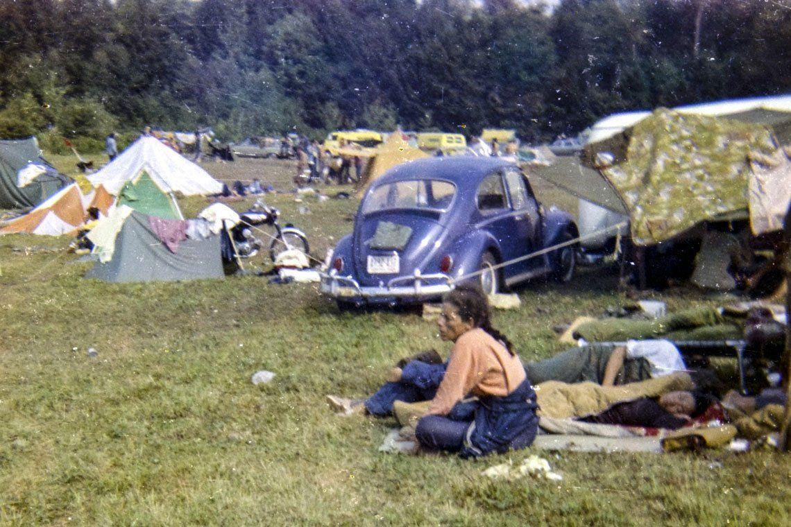 A 50 años de Woodstock: 50 fotos de paz, amor y rock and roll