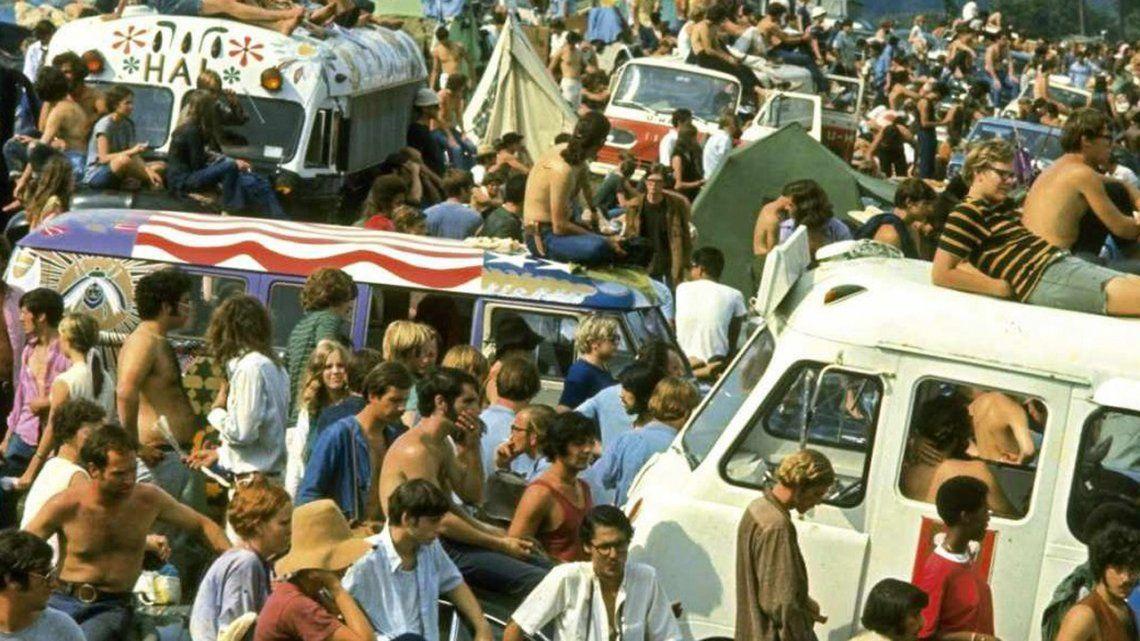 Woodstock: 50 años del punto culminante de la Era de Acuario
