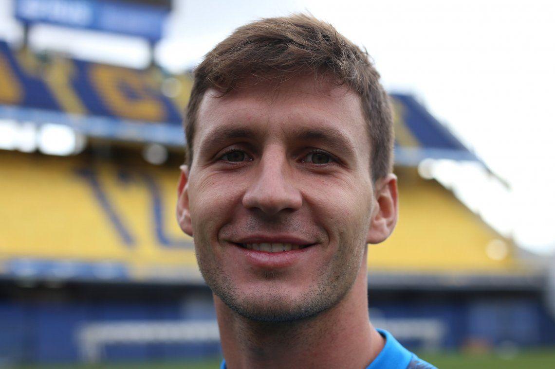 Franco Soldano debuta con Aldosivi - Prensa Boca