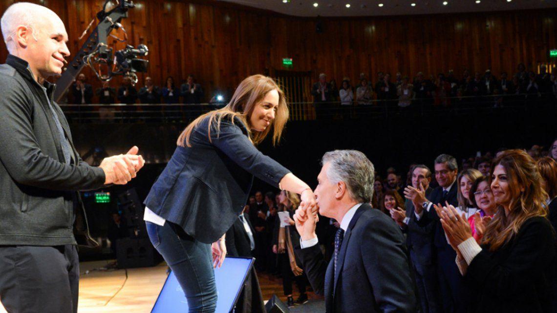 Macri a sus funcionarios: El dolor nos está haciendo crecer