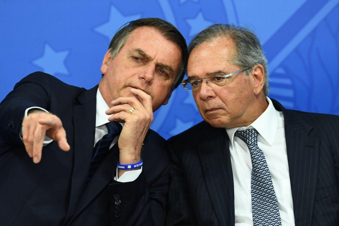 El ministro de Economía de Brasil amenazó con salir del Mercosur si el kirchnerismo gana las elecciones