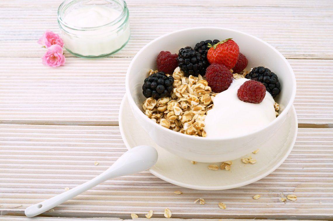 Los cinco beneficios de comer yogur