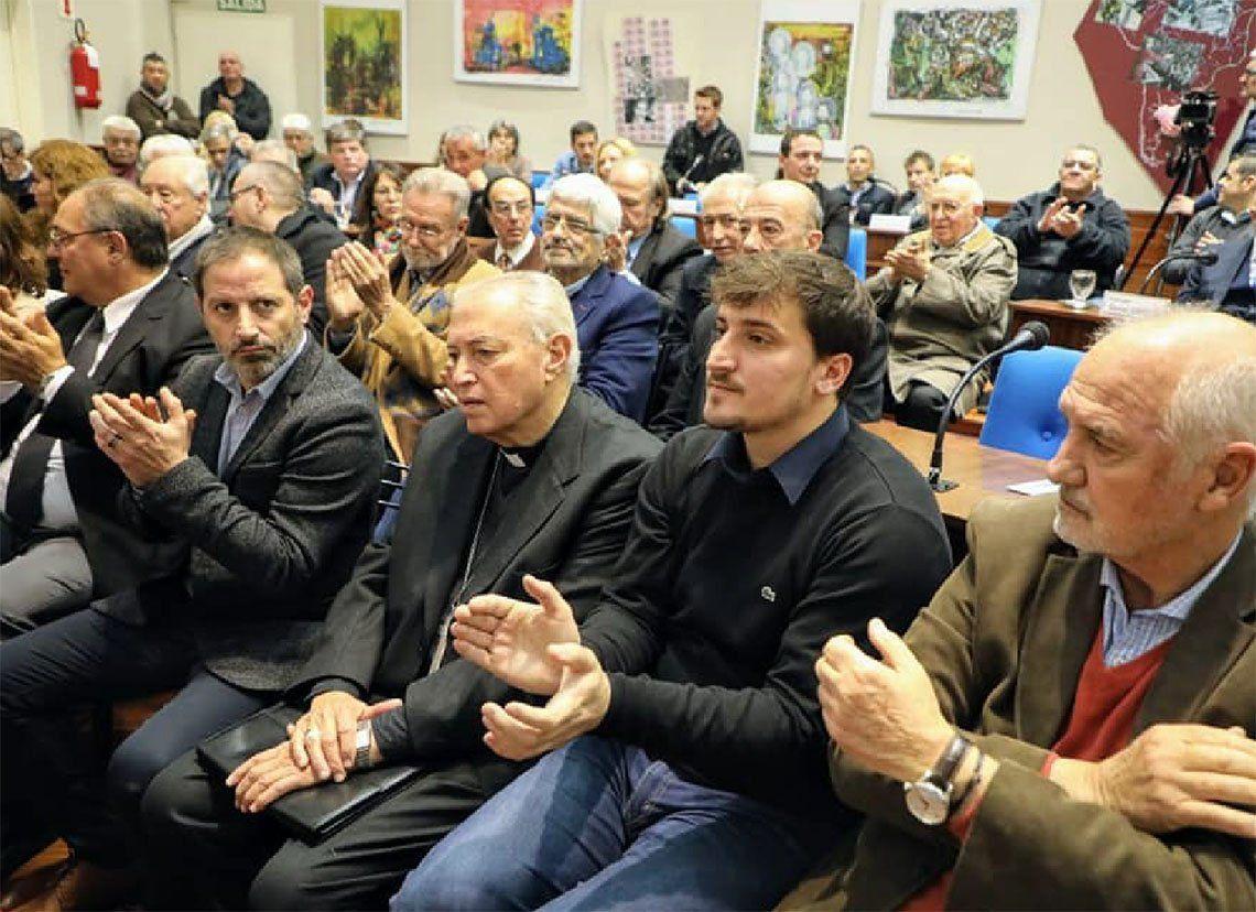 Avellaneda: el obispo Rubén Oscar Frassia habló de violencia e inseguridad