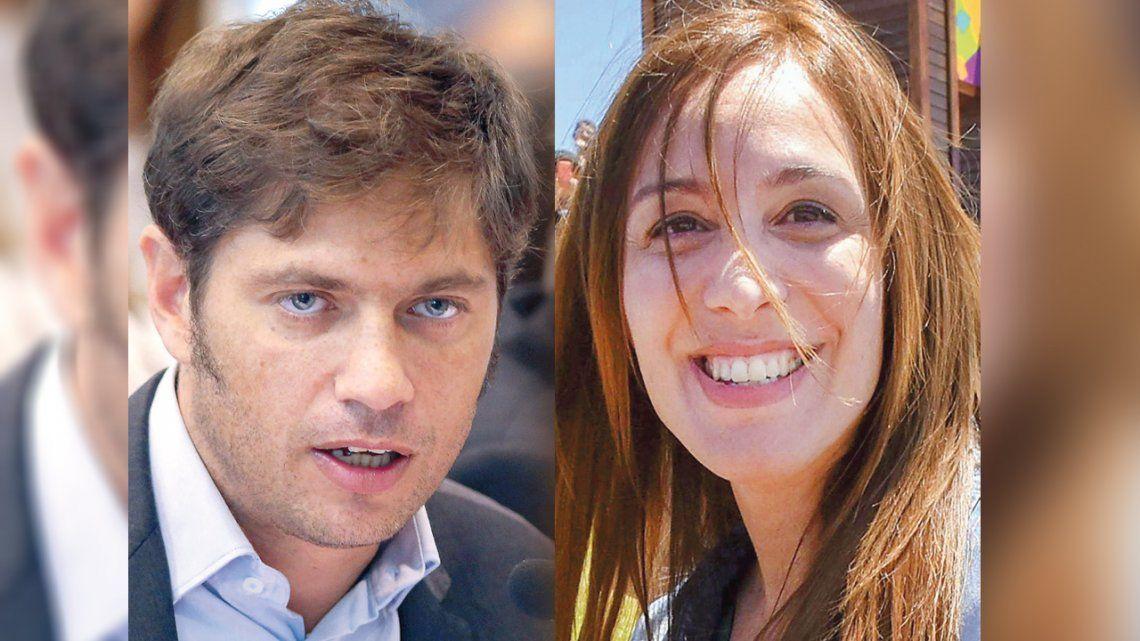Mientras Axel Kicillof se enfoca en detalles bonaerenses, María Eugenia Vidal busca autonomía