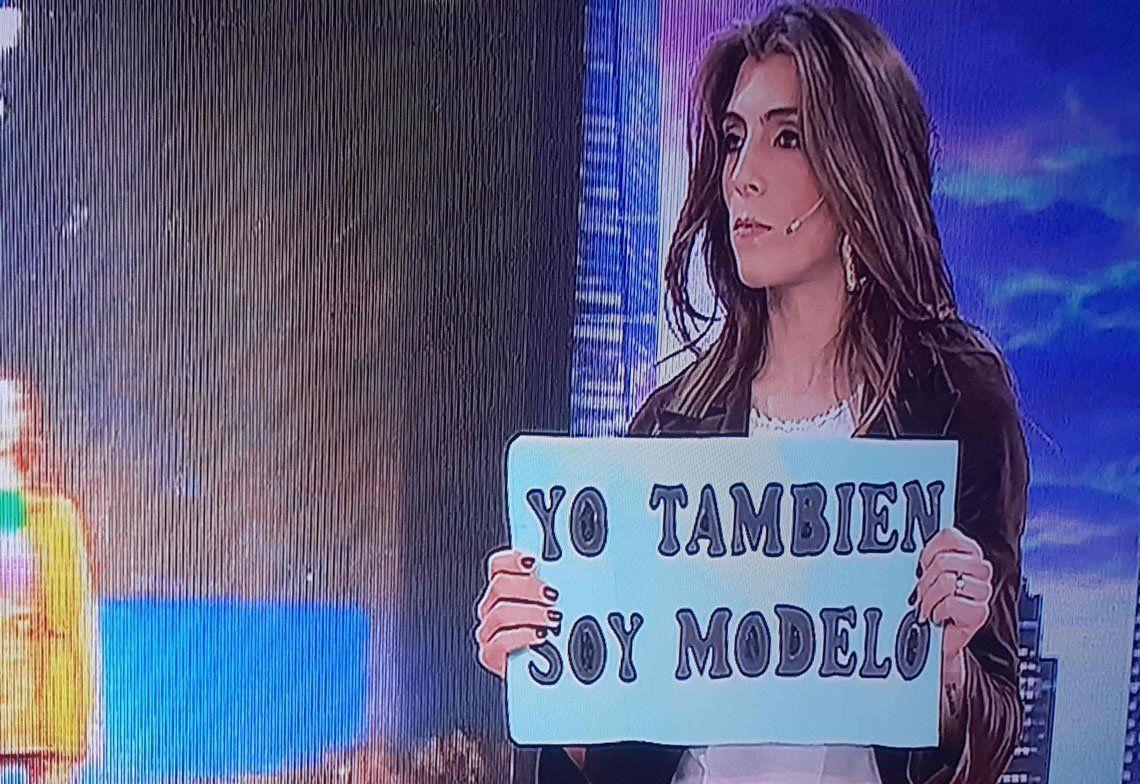 Chica trans irrumpió en el desfile de la hija de Marcelo Tinelli