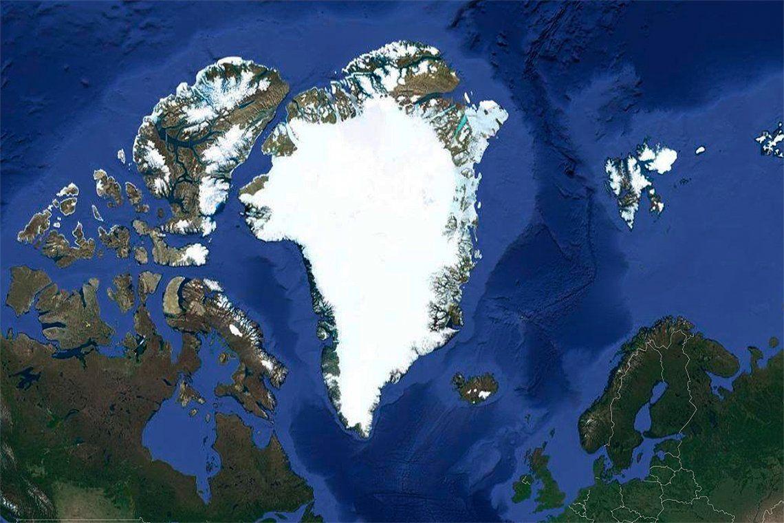 Compra de Groenlandia: políticos daneses se ríen del supuesto interés de Trump