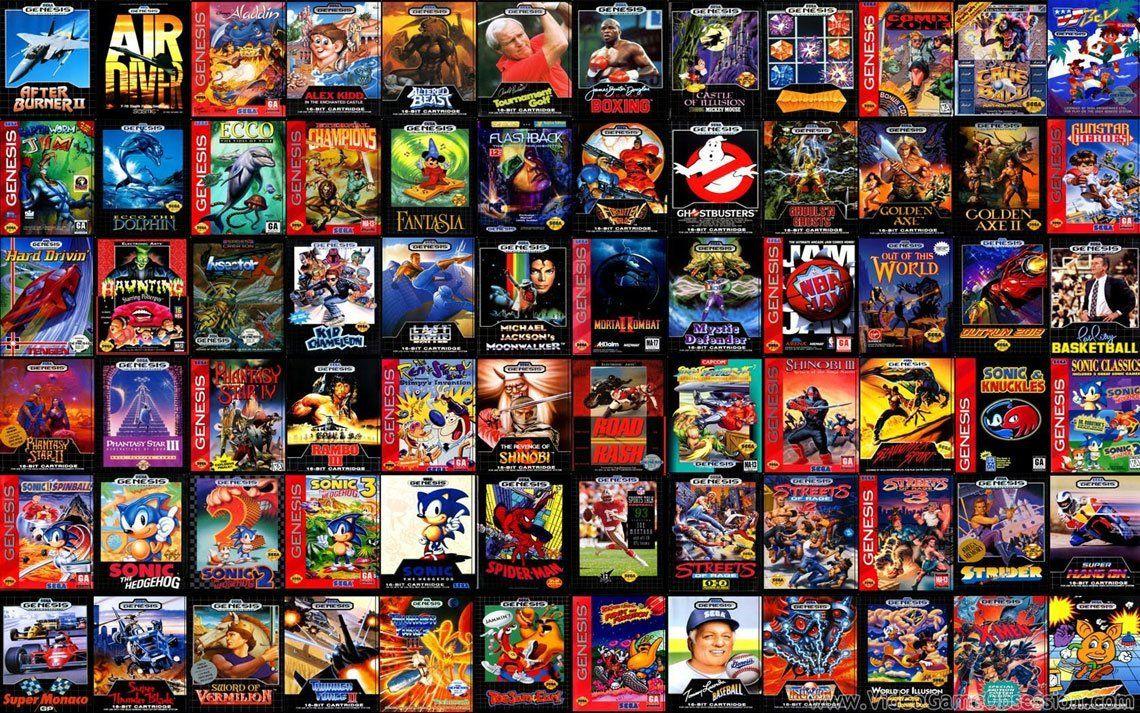 El ranking definitivo de los 50 mejores juegos de Sega Génesis
