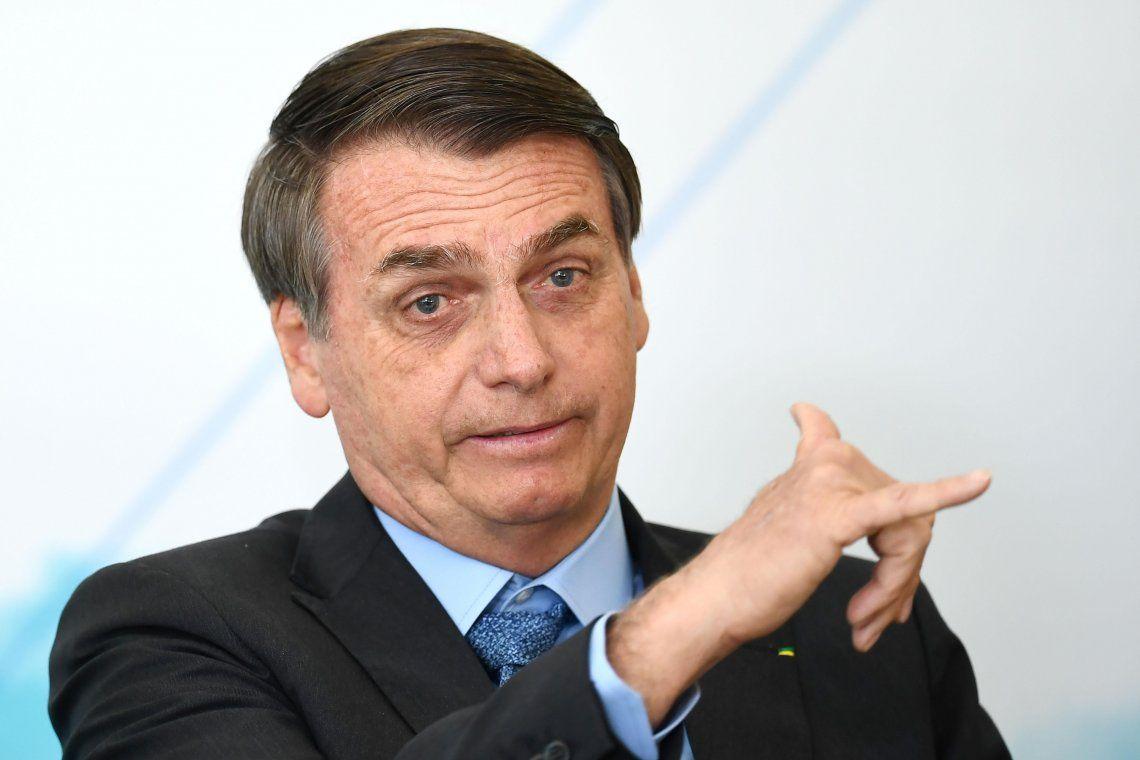 Ahora Jair Bolsonaro está dispuesto a dialogar con Alberto Fernández, pero mantuvo la amenaza de alejar aBrasil del Mercosur