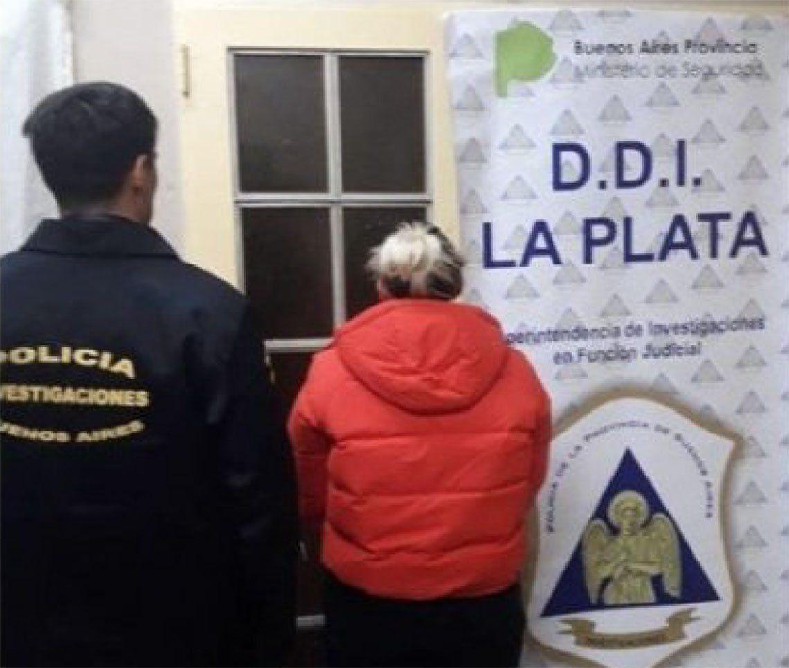 Berazategui: cayó la jefa de La Banda del Drone