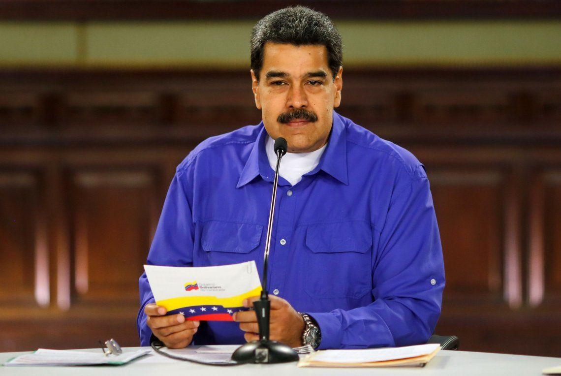 Nicolás Maduro comparó a Donald Trump con Adolf Hitler: Estados Unidos le hace a Venezuela lo que los nazis al pueblo judío