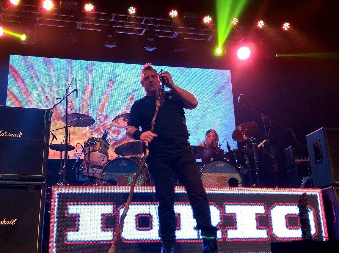 Iorio se presenta en el Teatro Sur y ya palpita la salida de su nuevo disco