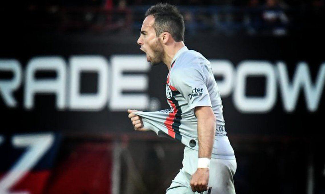 San Lorenzo arrancó muy mal, se repuso y quedó a mano con Central en un partido vibrante