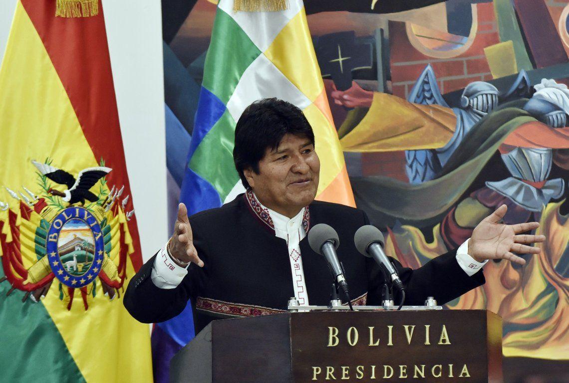Evo Morales habló de la crisis económica en Argentina: Tenemos familiares que están retornando masivamente a Bolivia