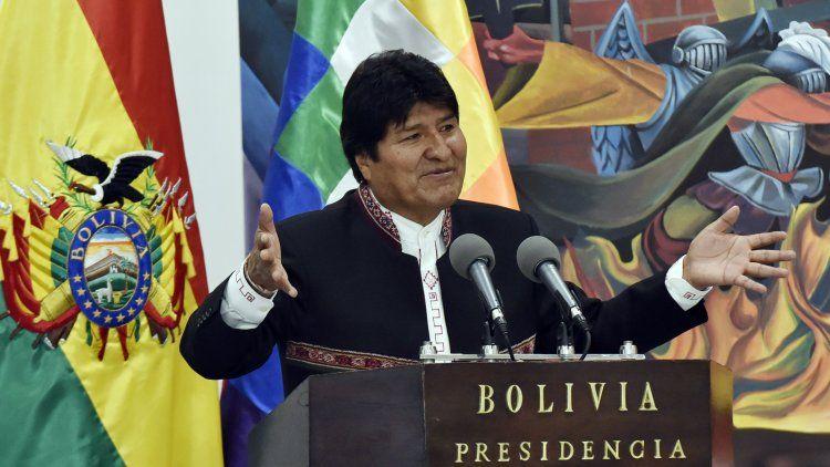 Evo sobre Argentina: Familiares están retornando masivamente a Bolivia