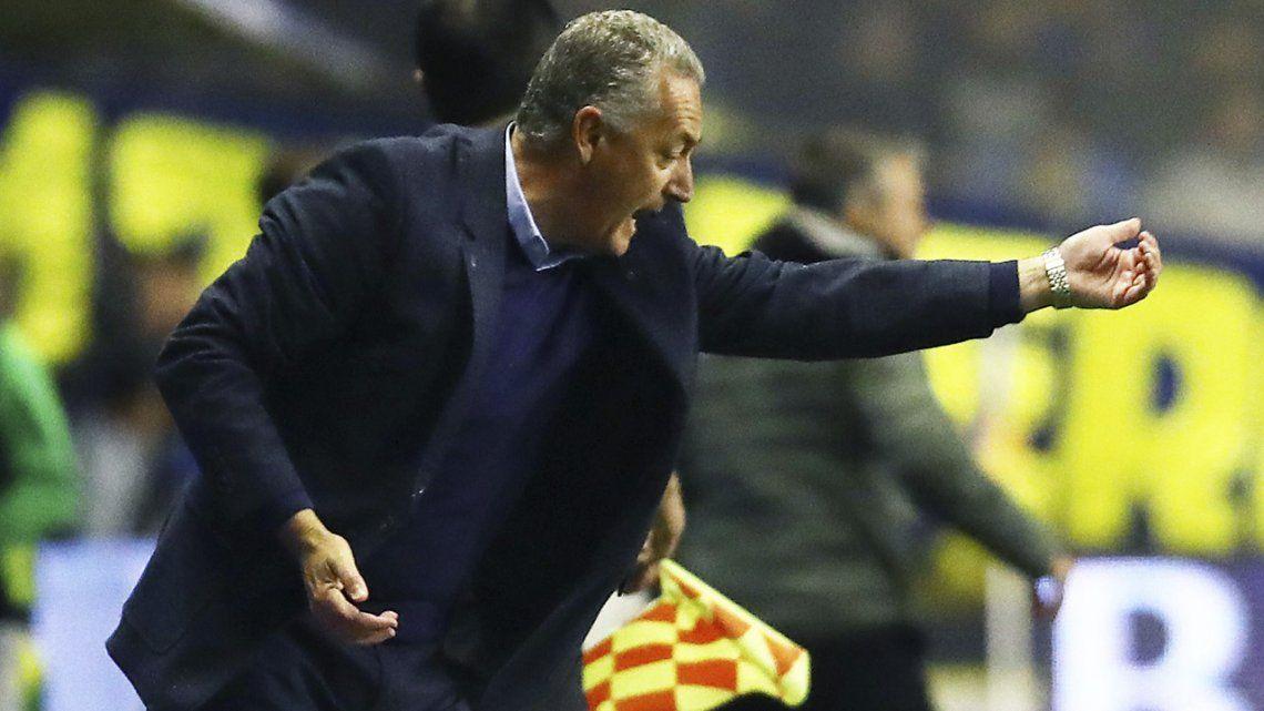 Gustavo Alfaro habló tras el triunfo de Boca ante Aldosivi por la Superliga: Ganamos bien, aunque hubo momentos en que nos costó