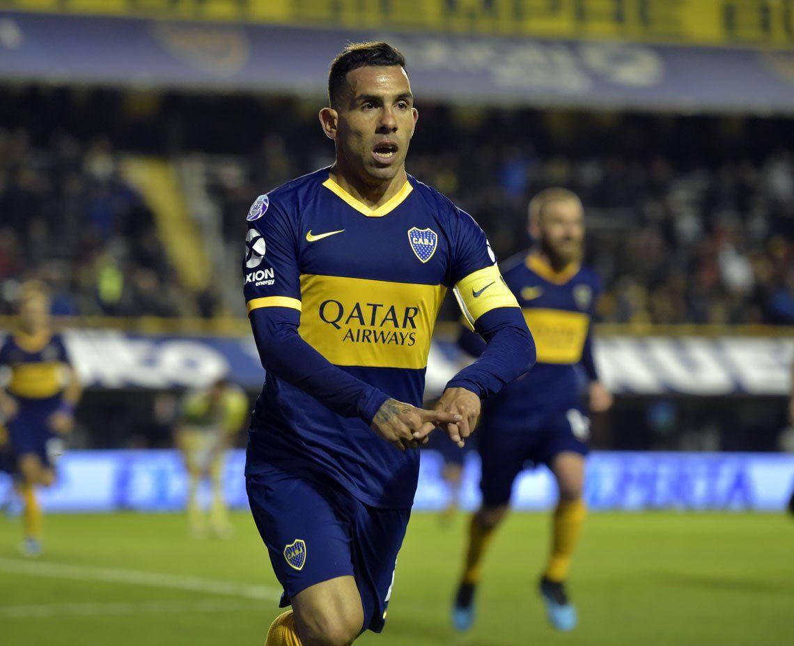 Tevez sumó otro capítulo a su vida de película: ¿puede hacer que Boca gane la Libertadores?