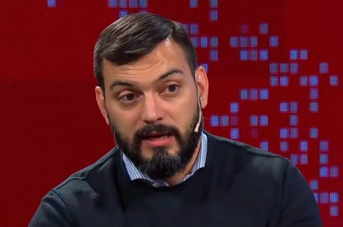 Por pedido de Alberto Fernández, Álvarez Agis fue a calmar a inversores de Wall Street