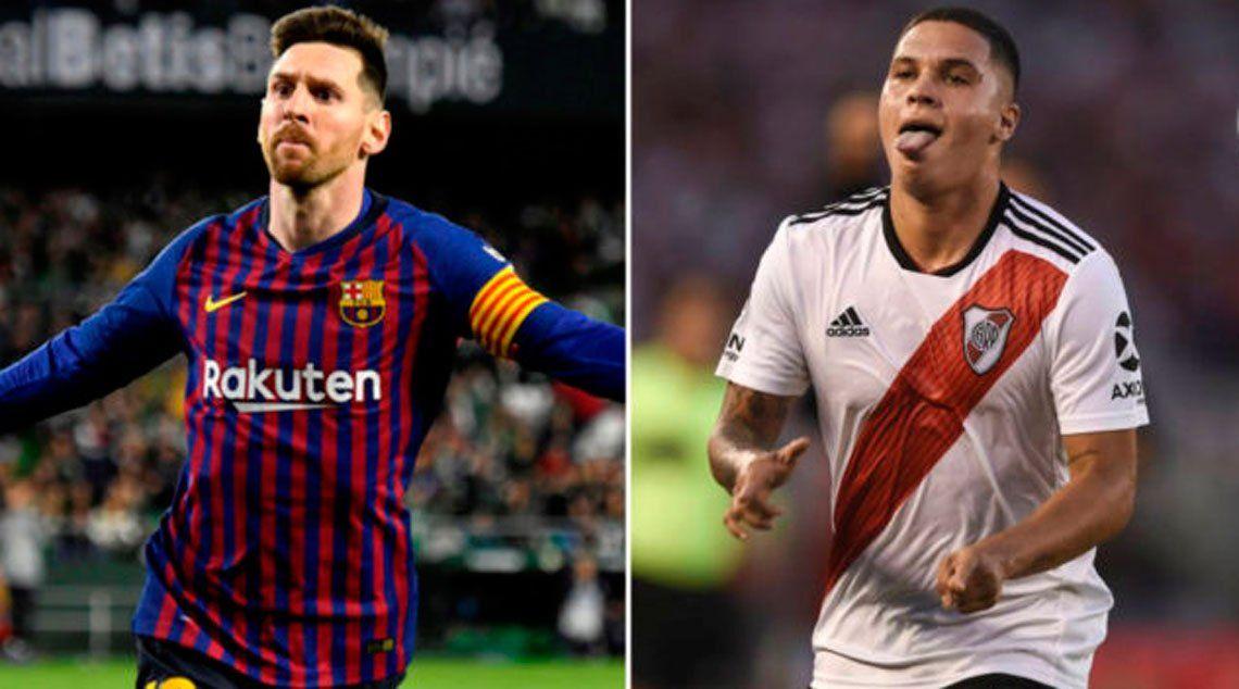 Lionel Messi y Juanfer Quintero entre los nominados por FIFA al Premio Puskas 2019