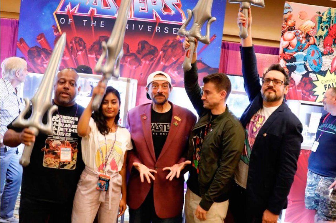 Después de She-Ra, Netflix revitalizará a He-Man en una nueva serie animada