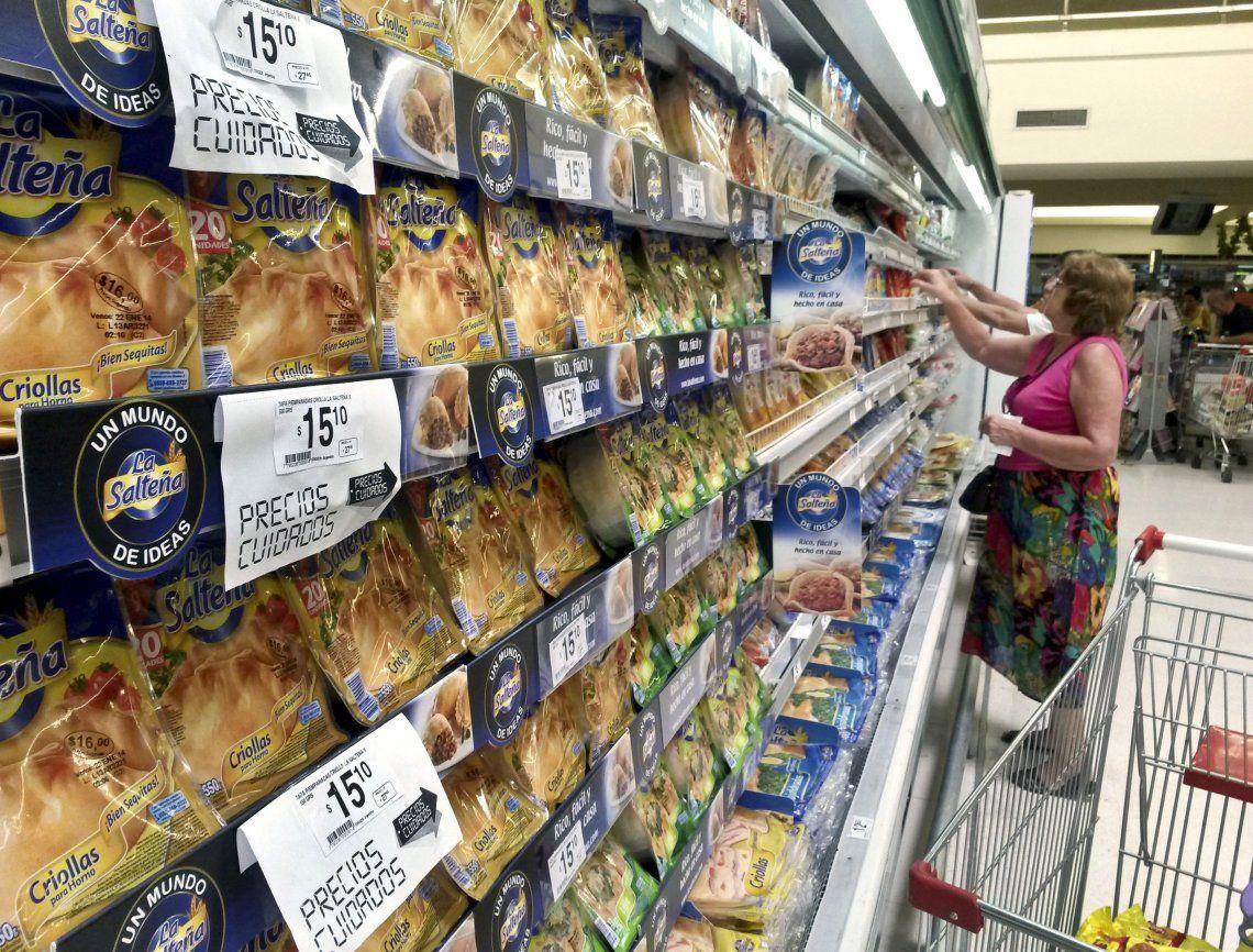 Para la Cámara Argentina de Supermercados los precios no van a bajar