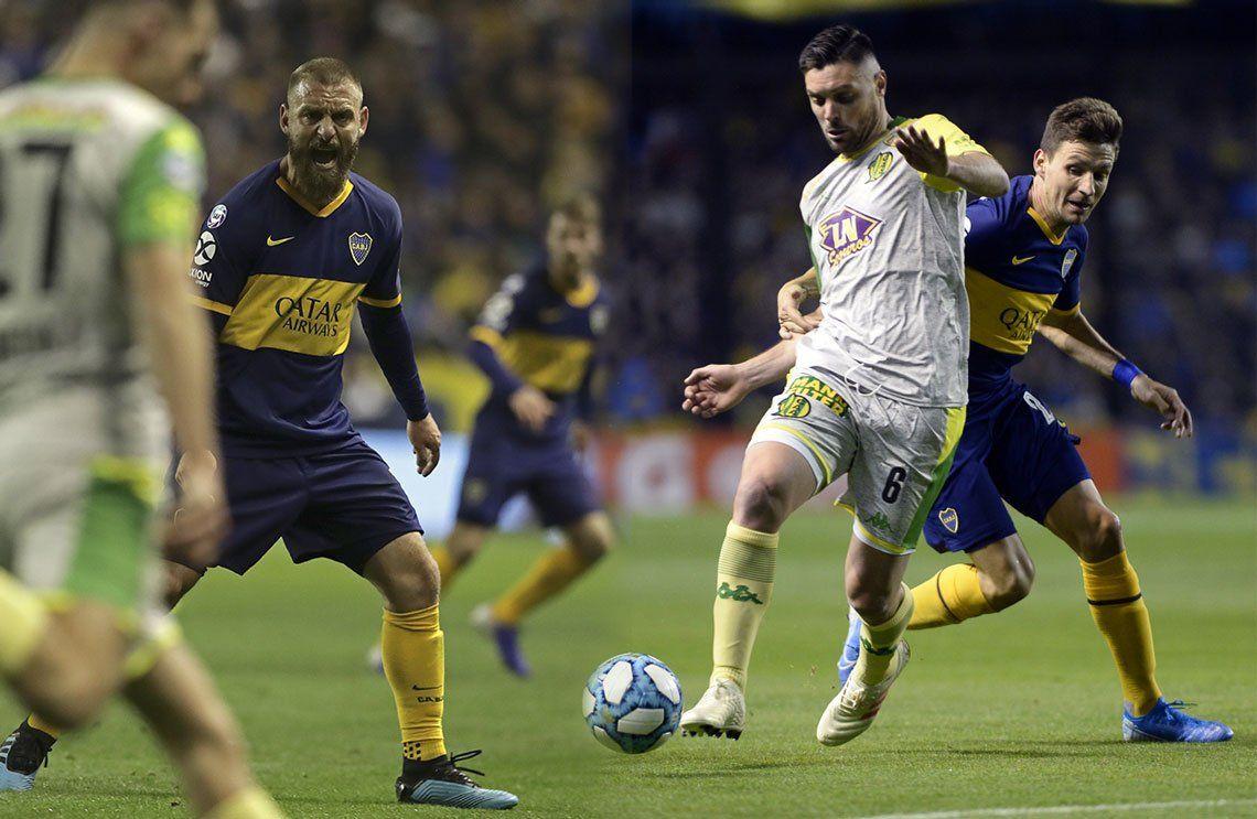 Liga de Quito- Boca: Daniele De Rossi y Franco Soldano en la nómina de Alfaro para el partido de ida de los cuartos de final de la Copa Libertadores