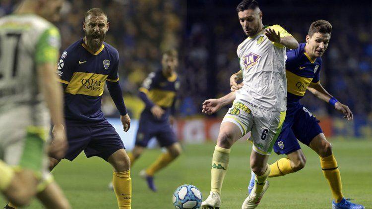 De Rossi y Franco Soldano en la nómina de Alfaro para Liga de Quito