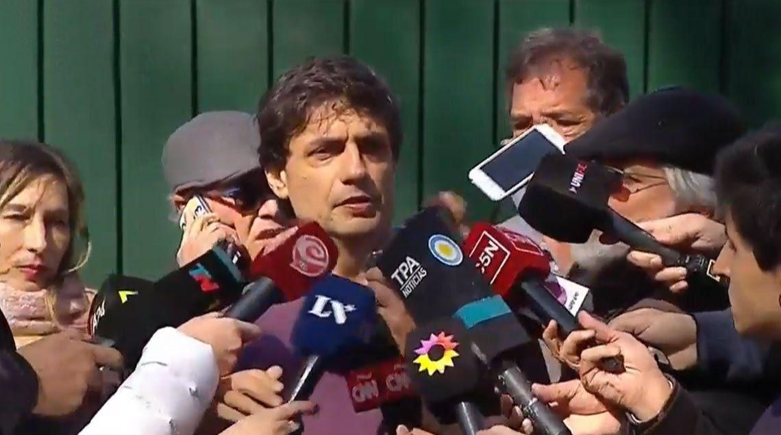 Lacunza tras la reunión con Macri: Mañana asumiré en mi cargo