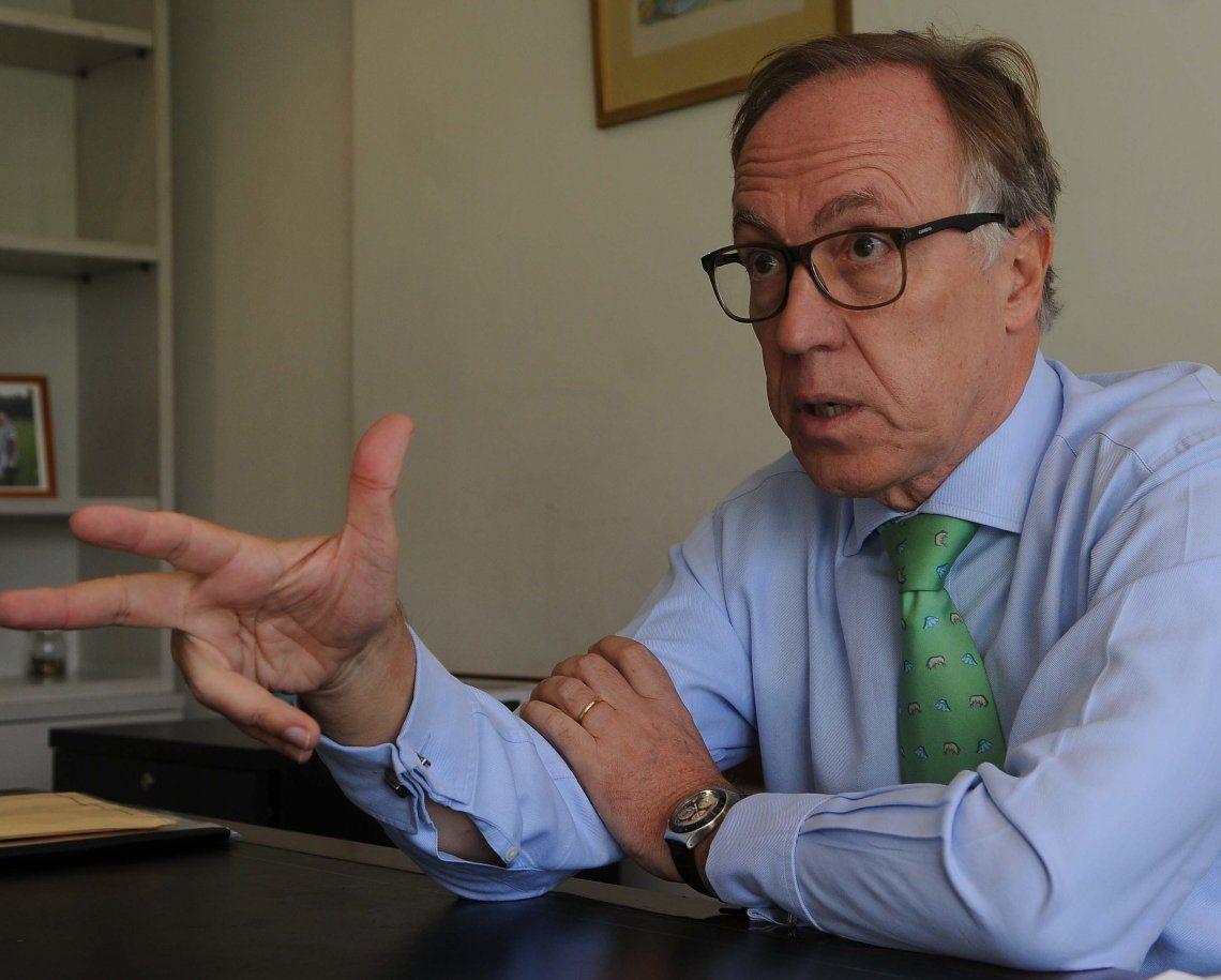Guillermo Nielsen aseguró que Alberto Fernández no prevé una reestructuración de deuda