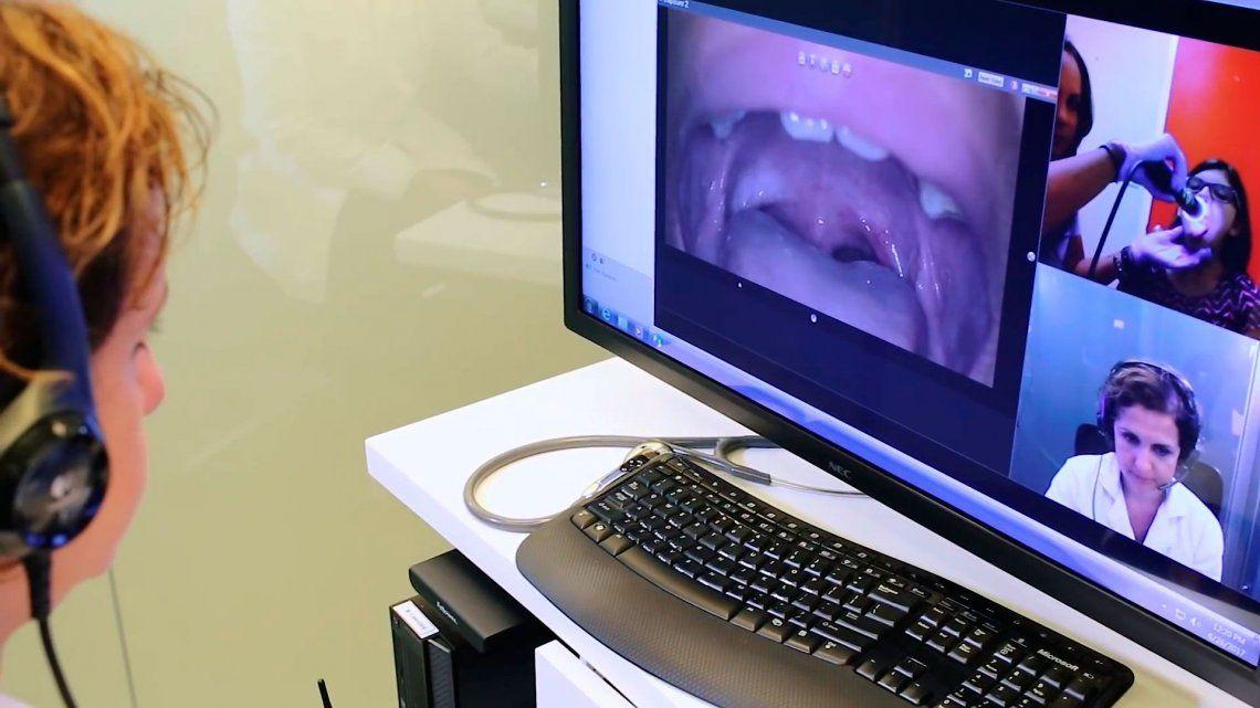 Telemedicina: presentaron una app con la que se puede tener consultas médicas por videoconferencia